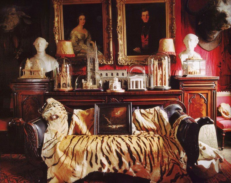 Malplaquet House, East London.    Home. I wish.
