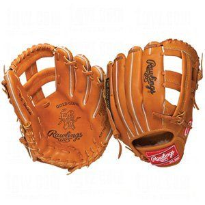 Rawlings Heart Of The Hide 11 5 Inch Troy Tulowitzki Infield Baseball Glove Right Hand Throw Prott2 By Rawlings Gold Gloves Troy Tulowitzki Baseball Glove