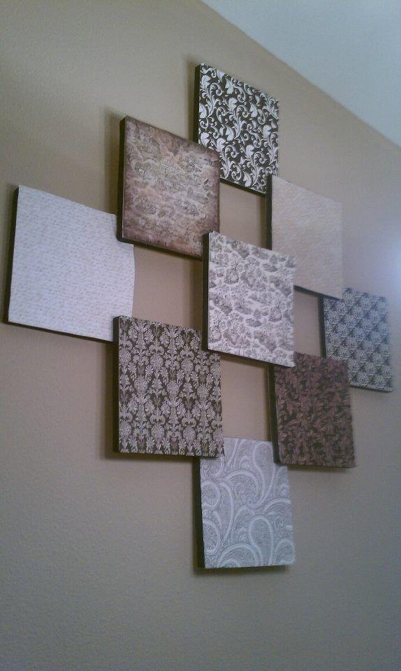 "My First Pinterest Project :) 3 - 1""x12""x36"" Styrofoam ..."