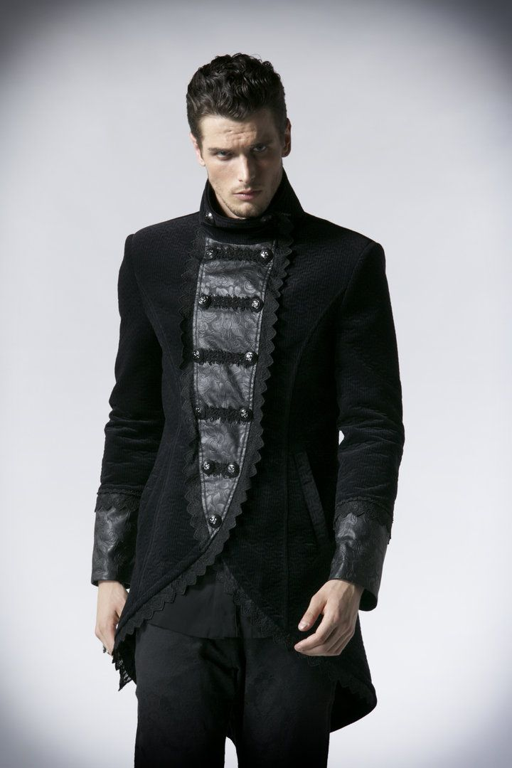 Gothic Samt GehrockKleidungGotik GehrockKleidungGotik Und Herren Gothic Herren Samt jSLzpqUMGV