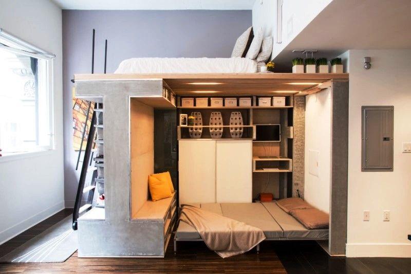 Captivating Multifunctional Micro #loft