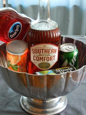 This Side Of The Fence: Southern Comfort News Years Punch