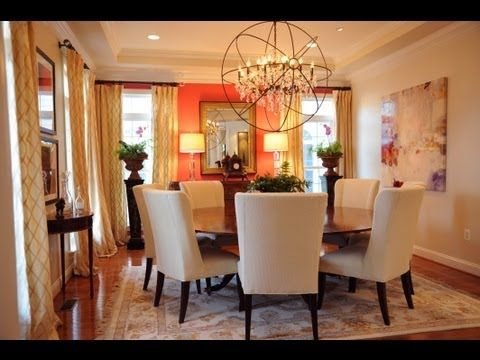 Houzz Interior Design Ideas Columns | Interior Design 5 day makeover in Virginia love the feel of this room