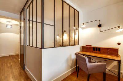 Interieur Loft Industriel miniature a paris, un studio façon loft industriel, paris, decor