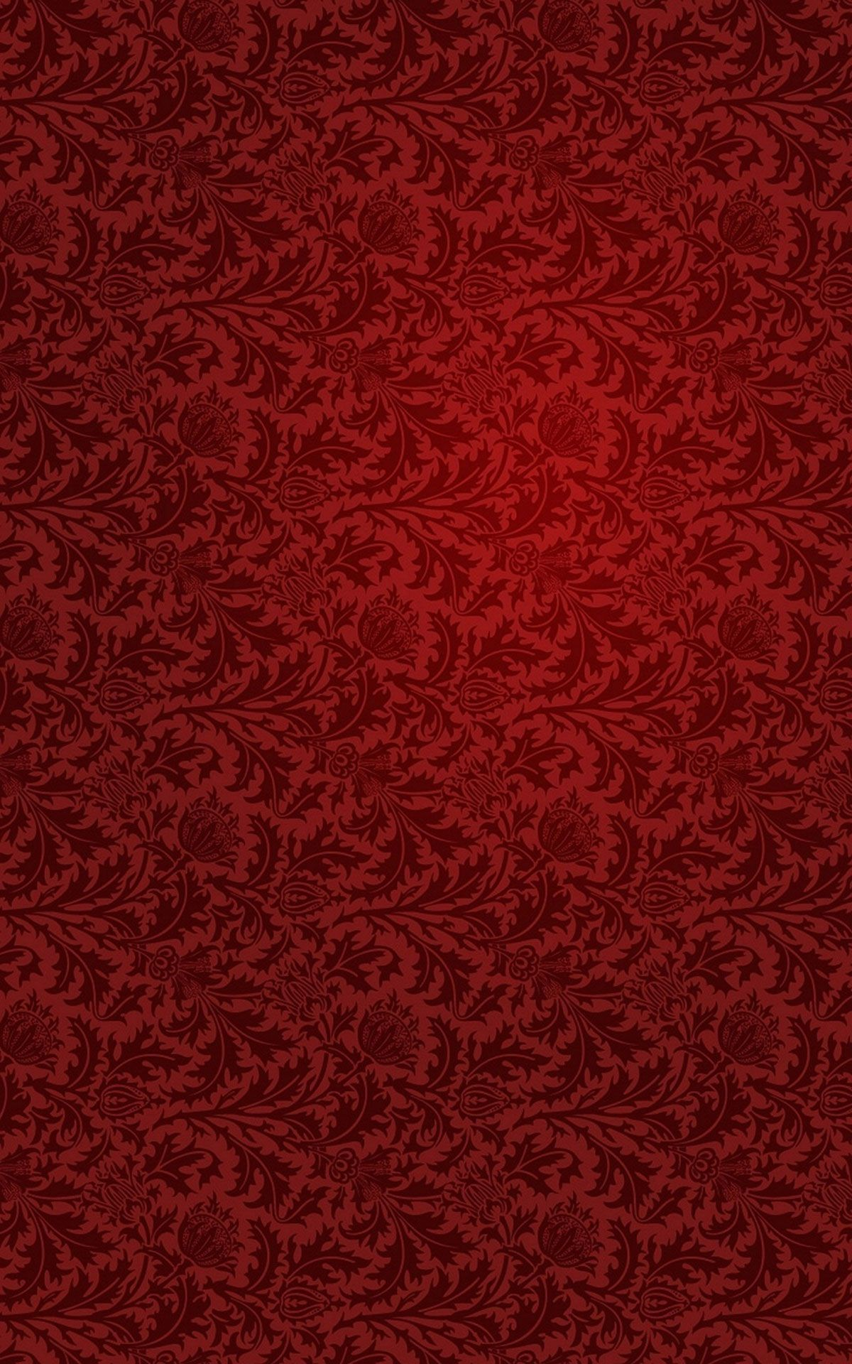 Red Pattern Wallpaper IPhone