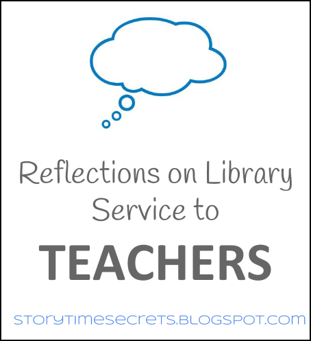 Story Time Secrets: Reflections on Library Service to