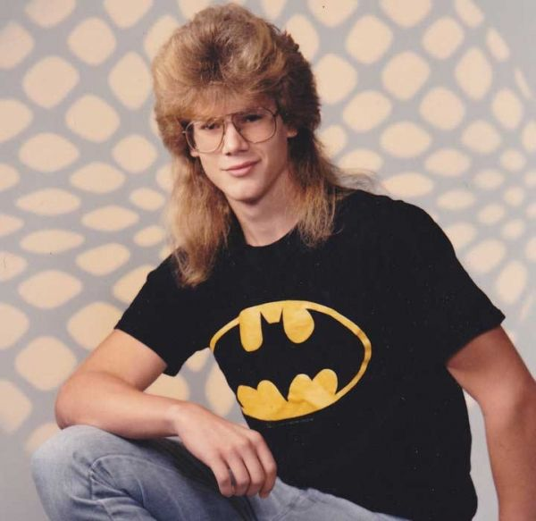 The 50 Funniest 80's Hair Photos Ever!