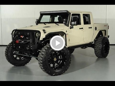 239 000 Custom Jeep Wrangler With 700 Horsepower 2012 Jeep