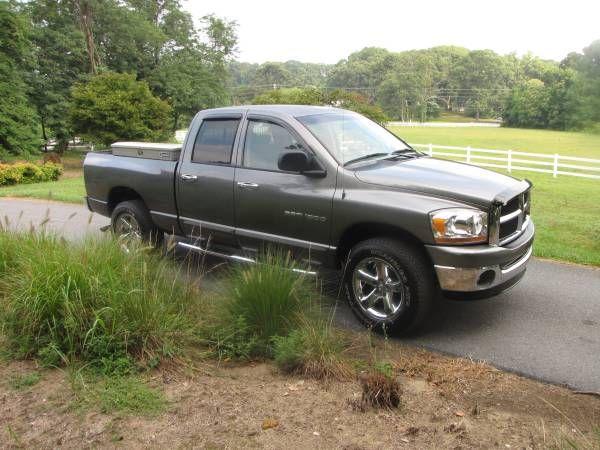 2006 DODGE RAM SLT 4dr. CREW CAB w/ 4x4 - $8900 (Severna Park)