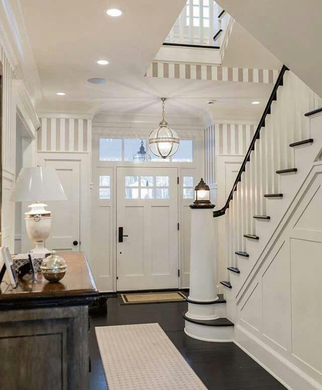 Double escalier avec petite passerelle | Maison | Pinterest ...