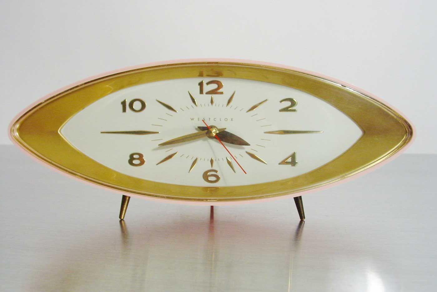 vintage clocks   Modern alarm clock, Modern clock ...