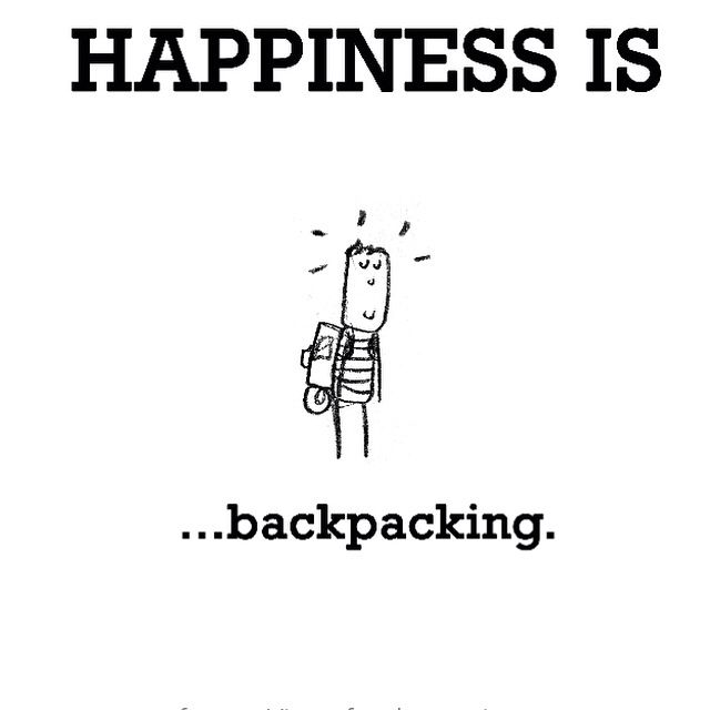 Happiness is...,