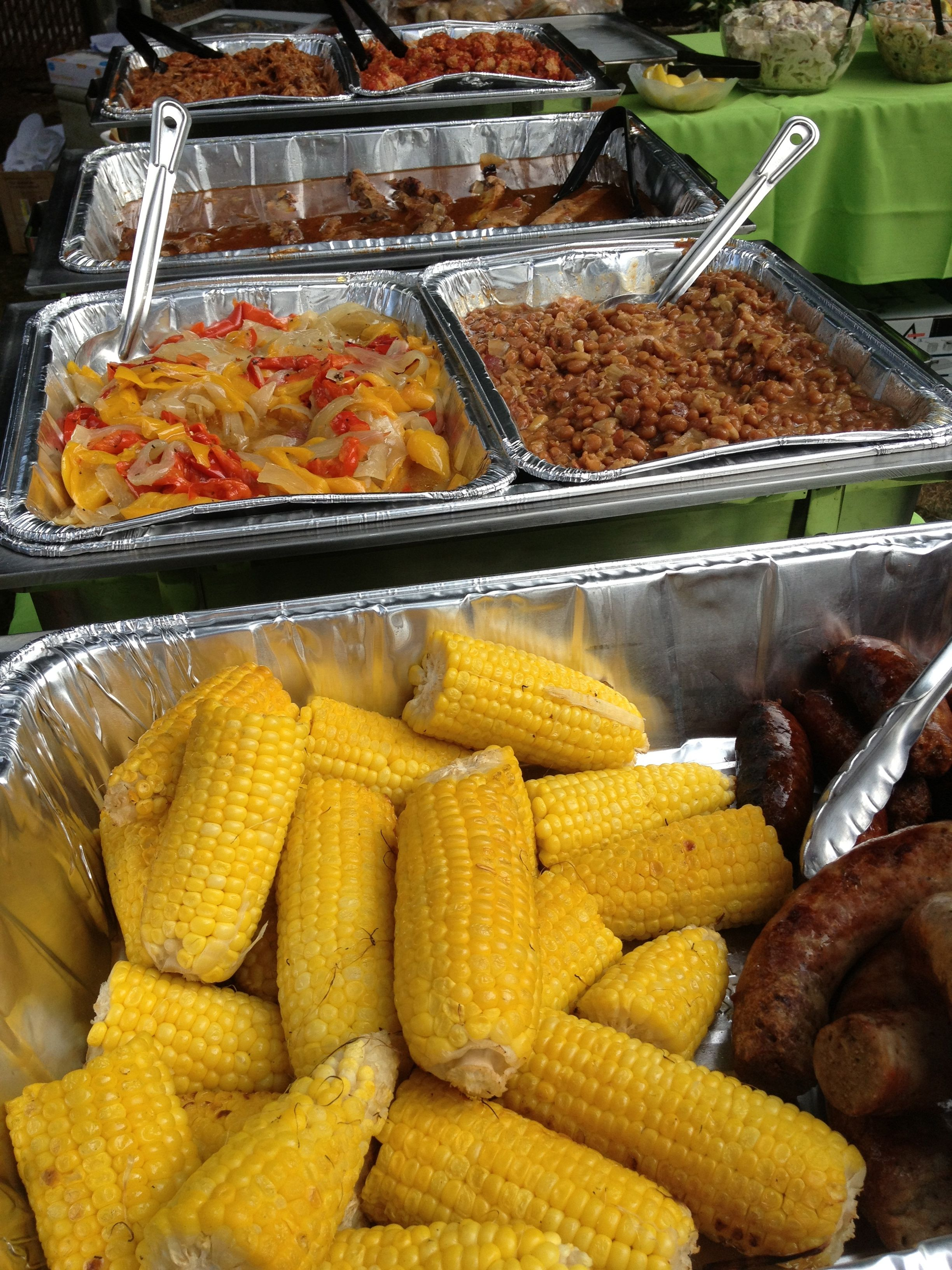 Backyard BBQ | Catering Items | Pinterest | Backyard bbq ...