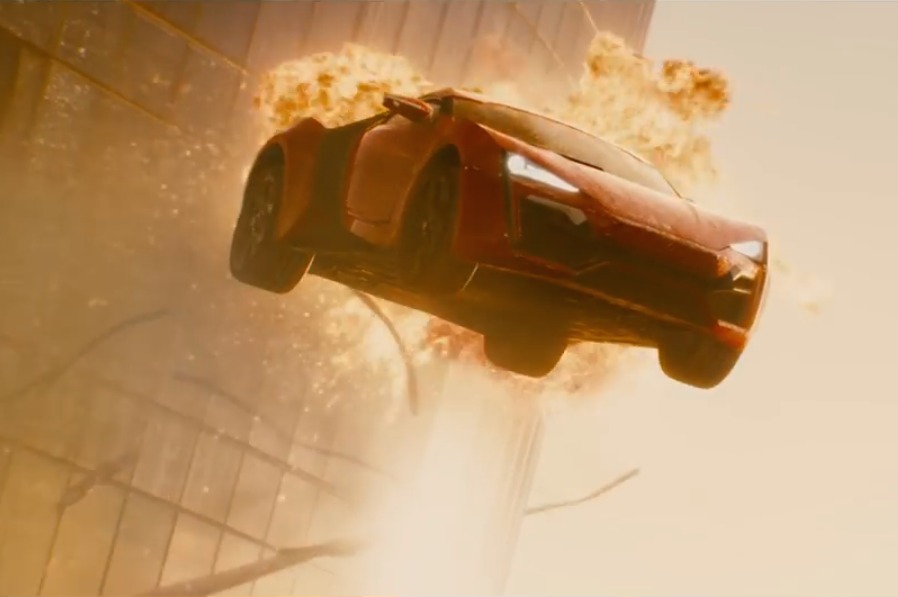 16+ Supercar fast and furious 7 4k UHD