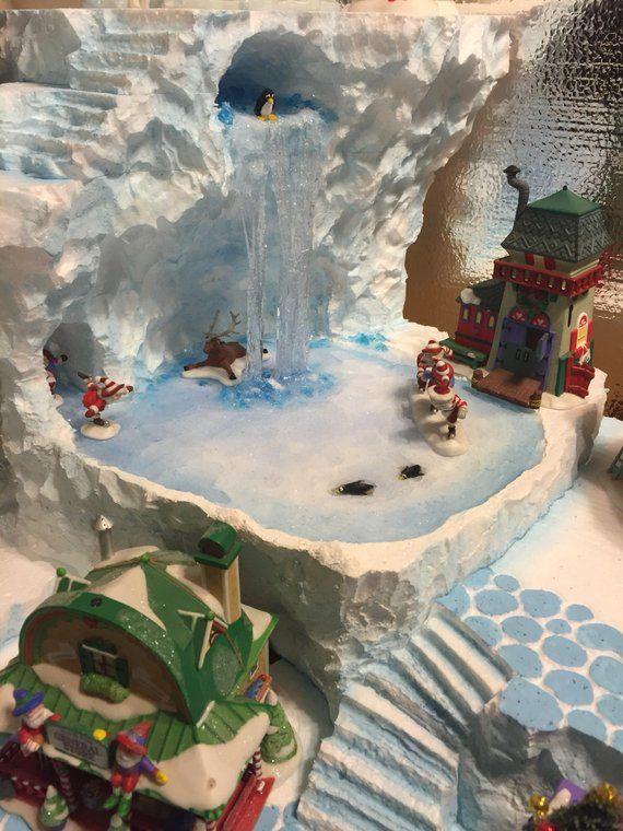 Custom Christmas village display Services