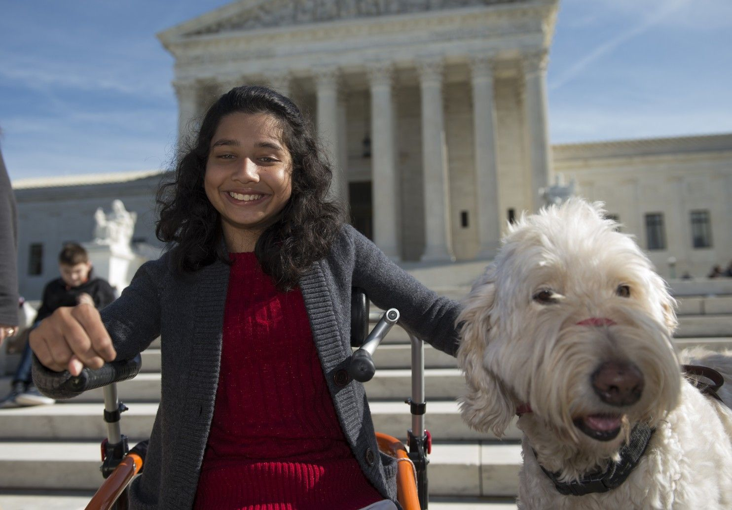 SCotUS decided that students and their families may press ADA charges before finishing IDEA appeals