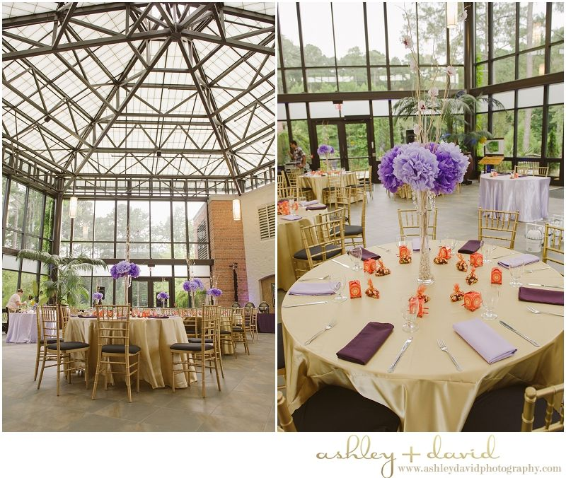 Wedding Venue Cape Fear Botanical Garden in Fayetteville