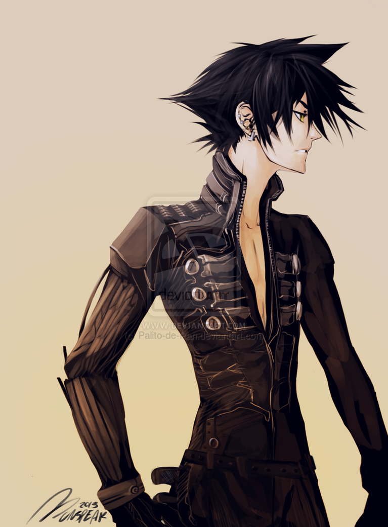 Vanitas || I really like this fan art. It's just so good.