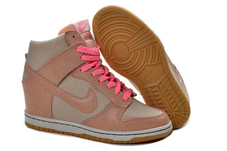 buy popular 75ba7 a7e6d Nike Dunk Sky Hi Womens Desert Sand Sty Code 43257040