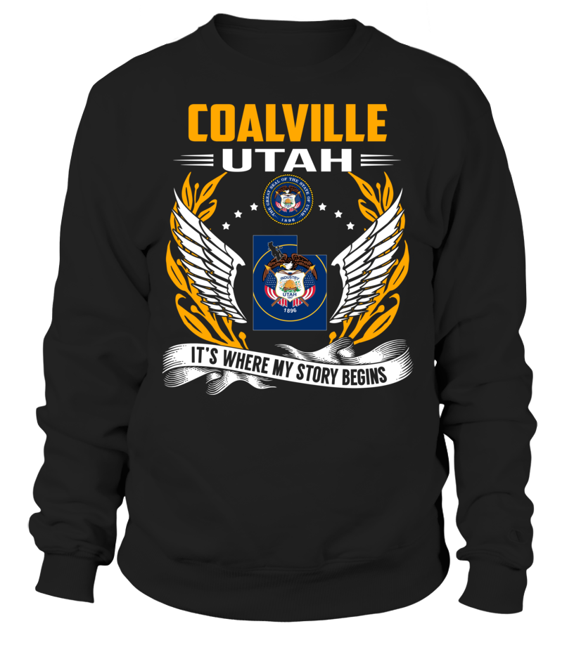 Coalville, Utah - It's Where My Story Begins #Coalville
