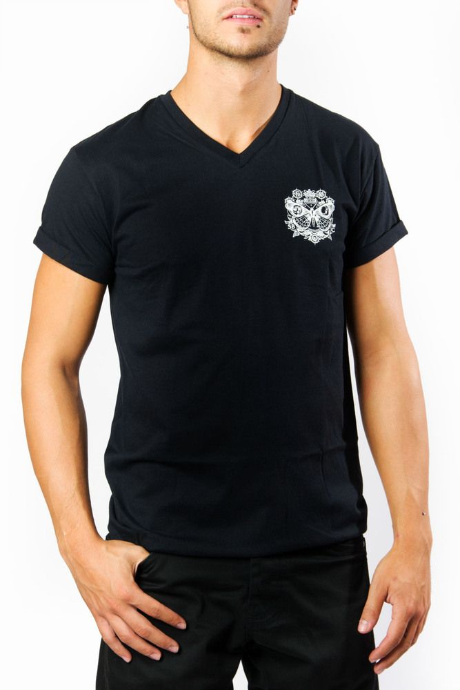 JESSE COX - Luxury V-Neck T-Shirt  by GAMETEE