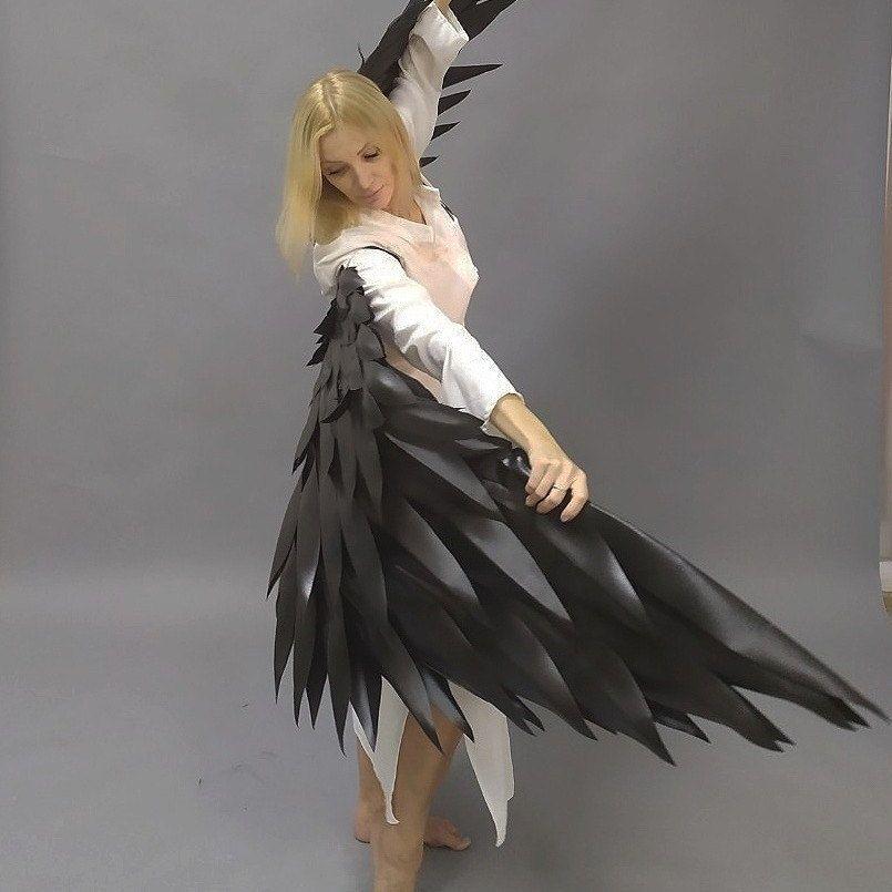Bigflowersdecor Shared A New Photo On Etsy Angel Wings Costume Bird Wings Costume Wings Costume