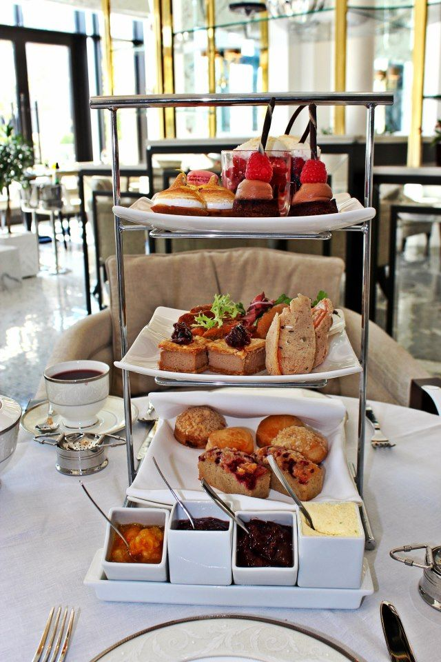 Only In Four Seasons Hotel Baku S Piazza Lounge You Can Enjoy High Tea In An Amazing Cozy Atmosphere High Tea Seasons Hotel Four Seasons Hotel