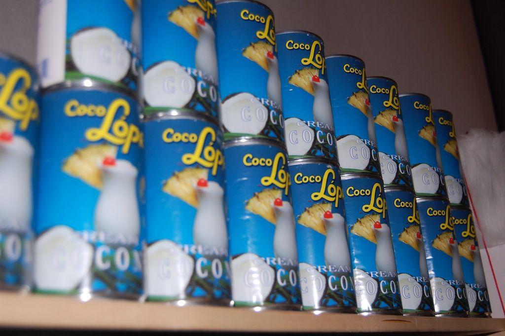 Somebody ask for Cocos creme...? Nogle der ville ha lidt kokoscreme :D