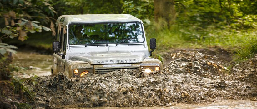 Land Rover - Advanced Driving Experience