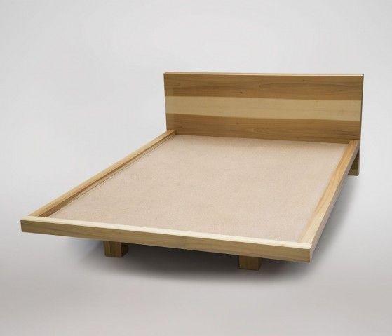 cama de madera matrimonial quetzalli natural matrimonial camas recmara muebles