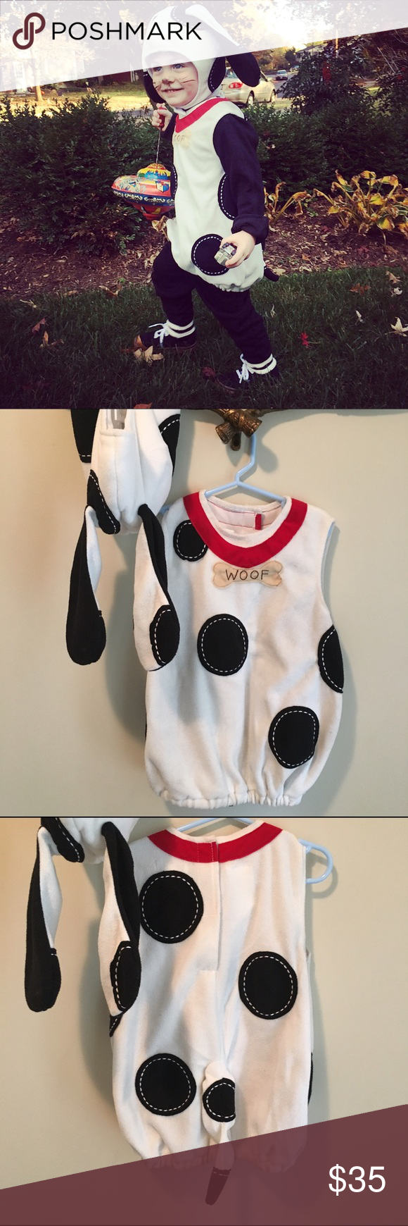 Pottery Barn Kids puppy costume Puppy costume for kids