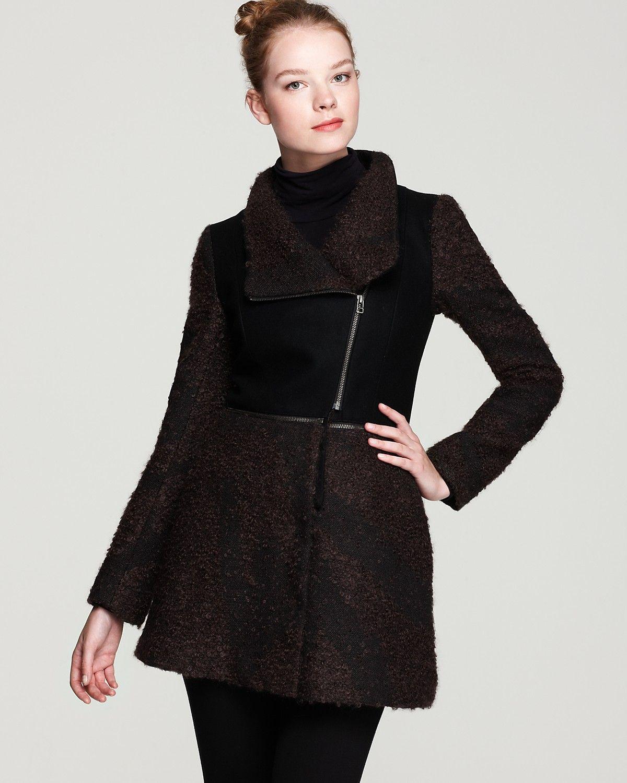 Mackage Azur Convertible Jacket with Zip Off Skirt