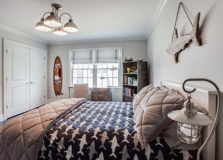 49 Beautiful Beach And Sea Themed Bedroom Designs Coastal Style