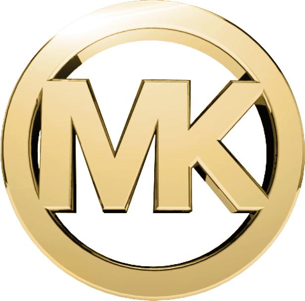 MK Logo In Gold Michael kors 2015, Michael kors, Michael
