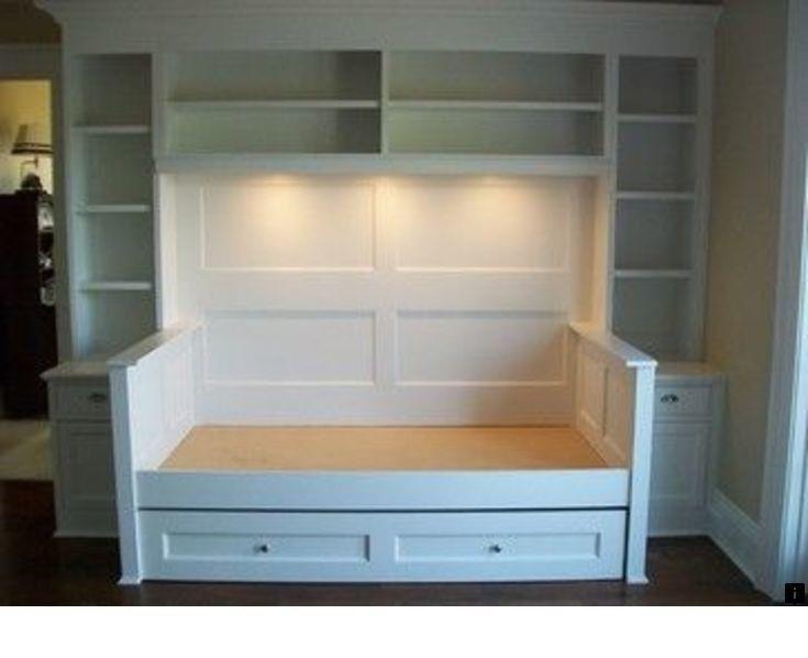 Best Our Web I… Bunk Beds Built In Shelves In Bedroom Diy 640 x 480