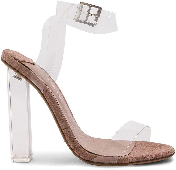89e2b017b1b kiki heel by tony bianco.   accessories + apparel   Clear heels ...