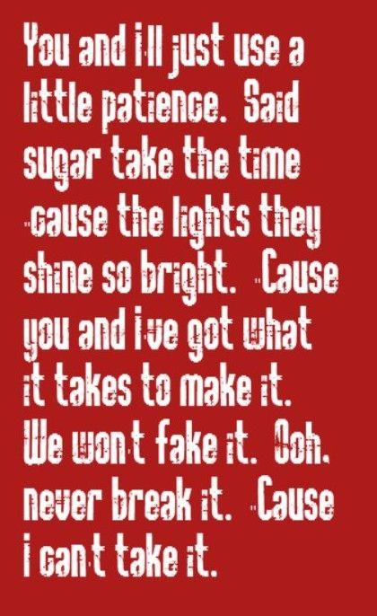 Guns N Roses Patience Song Lyrics Music Lyrics Song Quotes Music Quotes Songs Lyrics Song Lyrics Lyrics To Live By