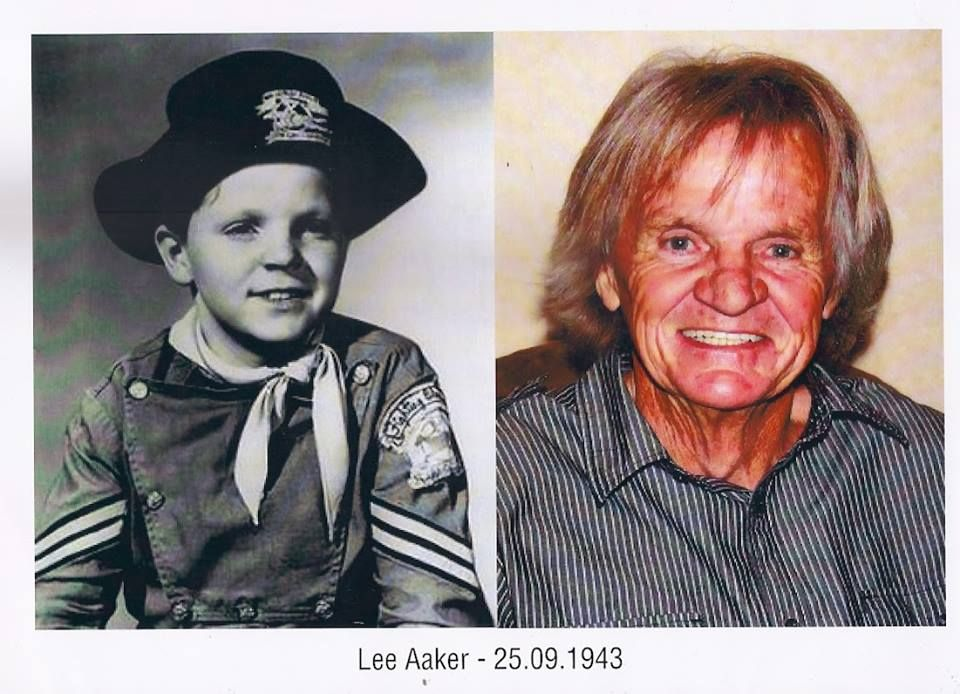 Lee Aaker - The Adventures of ...