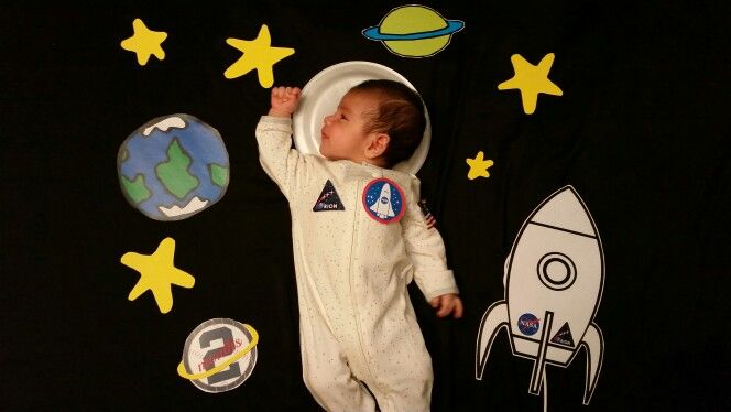 Baby Astronaut Babyphoto Monthlypicture Orion Nasa Space Monthly Baby Pictures Baby Month By Month Monthly Pictures