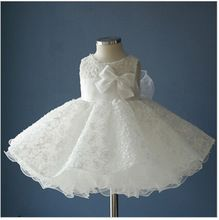 Chiffon Baptism Dress