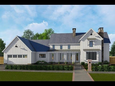 Classic Farmhouse With Two Story Great Room   62728DJ | Architectural  Designs   House Plans