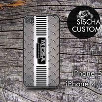 Mesa Boogie Head Amp - iPhone Case 4/4s/or 5. Samsung Galaxy s3/s4