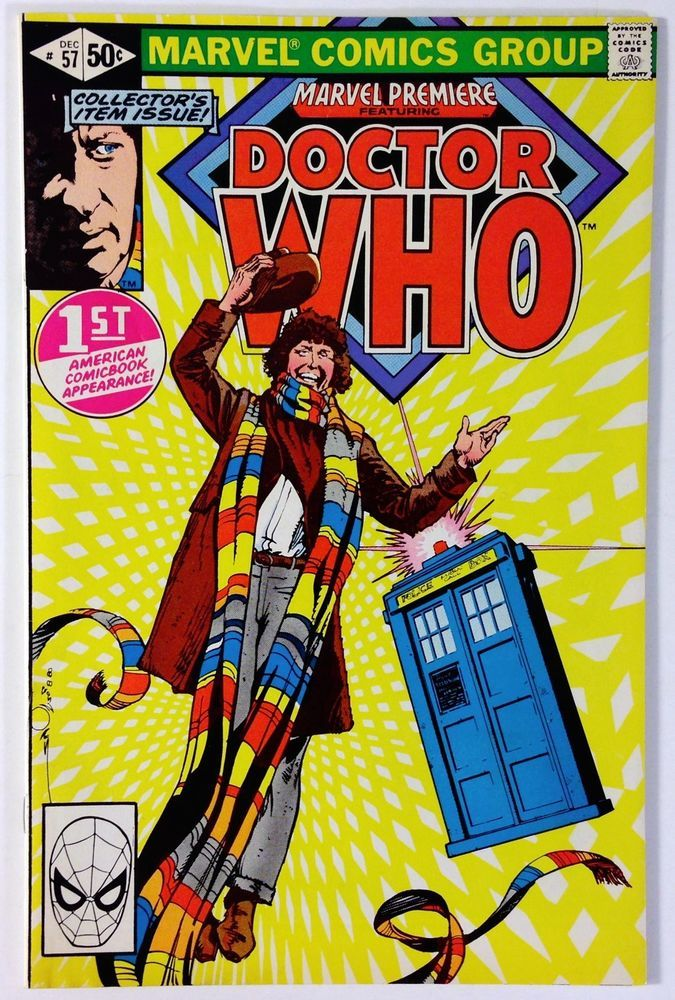 Marvel Premiere 57 NM- 9.2 – 1st Doctor Who Appearance in Marvel Comics Key Iss.