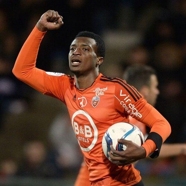 Benjamin #Moukandjo #Lorient