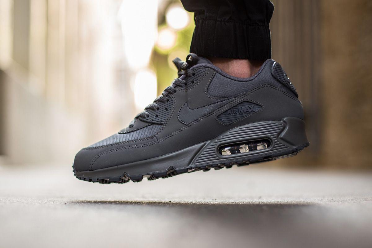 Nike Air Max 90 Essential Dark Grey | Nike air max, Cheap