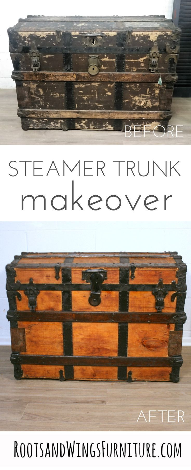Steamer Trunk images