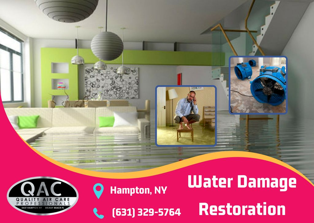 Simplified Solution for Water Damage Water damage, Clean