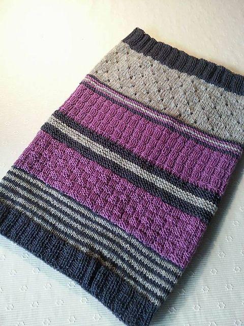 Ravelry: Scaldacollo Todi pattern by Positano Carla   FREE knit and ...