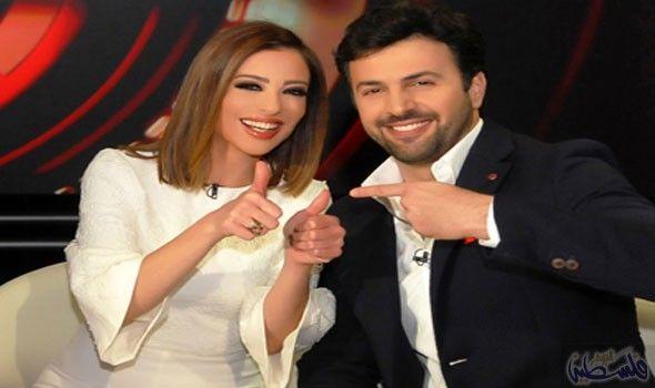 الفنان تيم حسن يتحدث عن زوجته الإعلامية وفاء الكيلاني لأول مرة Arab Celebrities Celebrity News Tv Presenters