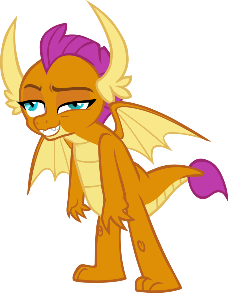 Pin on Smolder the Dragon